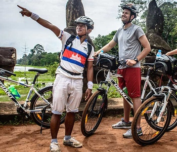 bike angkor temples