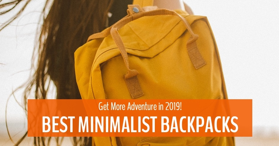 fcf3f303ae2a The 7 Best Minimalist Backpacks For Your Travels in 2019 (+ How to Choose)