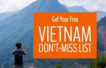 vietnam bucketlist