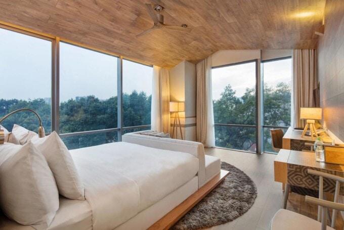 fusion suites saigon ho chi minh city hotels