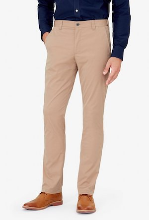 bluffworks chino best mens travel trousers