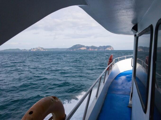 ferry from phuket to koh lanta