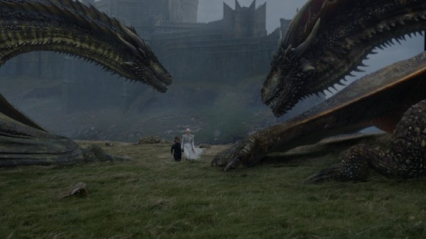 game of thrones dragons tyrion daenarys