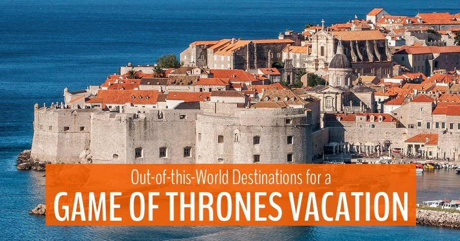 game of thrones vacation