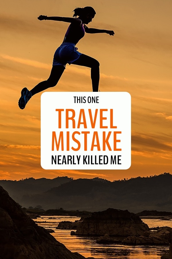 Usually, travel mistakes mean missed flights or visa fines, but there are some travel mistakes that can have harsher consequences. Click to discover the mistake that nearly killed me (and to avoid it yourself). #travel #mistake #laos #cambodia #diseases #mindful #myfiveacres
