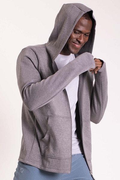 mens travel hoodie ohmme