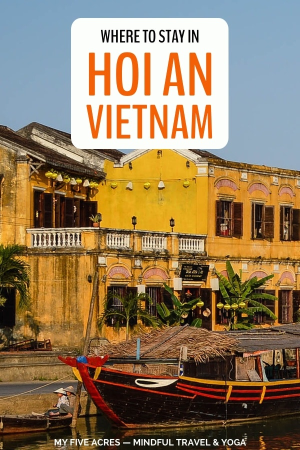 Looking for the best hotels in Hoi An, Vietnam? Here are our top picks of where to stay in Hoi An for every budget! #hoian #vietnam #hotels #asia