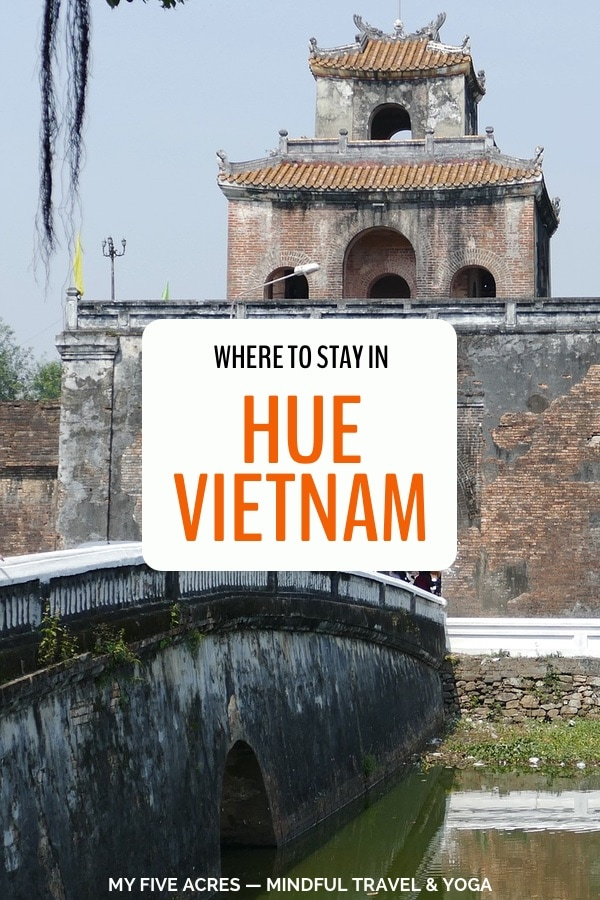 Looking for the best hotels in Hue, Vietnam? Here are our top picks of where to stay in Hue for every budget! #hue #vietnam #hotels #asia