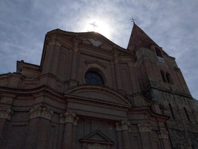 Chiesa di San Giovanni Vincenzo in sant'ambrogio italy