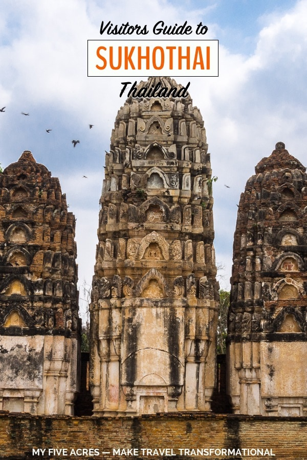 Interested in visiting Sukhothai, Thailand? With its impressive UNESCO World Heritage site, featuring the ruins of ancient temples, Sukhothai makes a great stop for history lovers. Click to discover what to see, when to go, where to stay, and more.