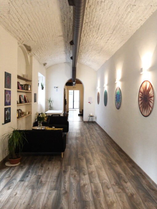 yoga studio turin italy
