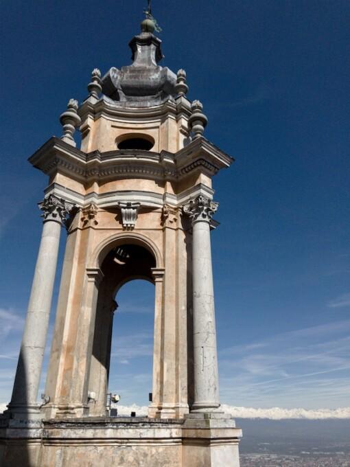 superga basilica bell tower