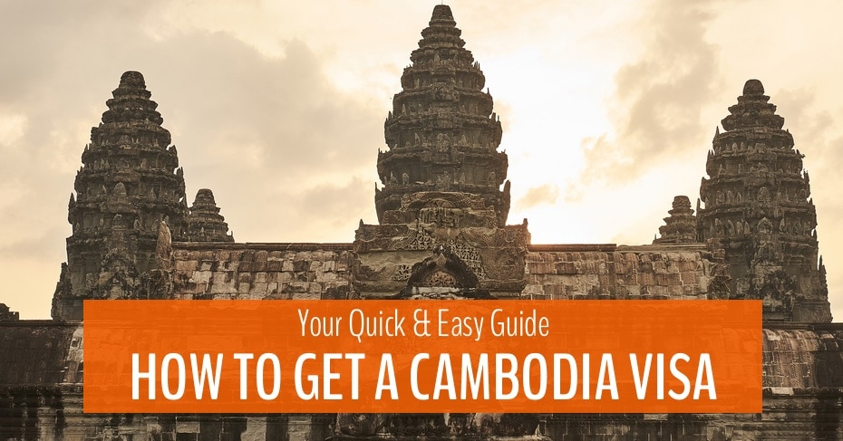 main blog image for how to get a cambodia visa