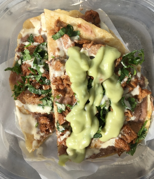 vegan mexican food from mexvegana