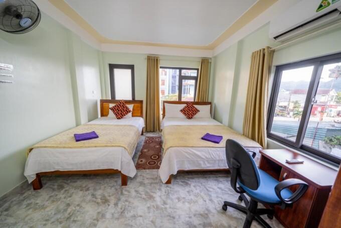 homestay room in phong nha