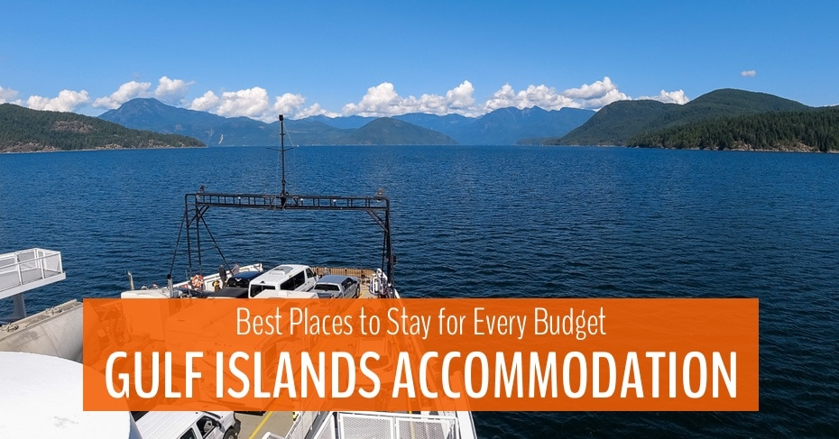main blog image for gulf islands accommodation