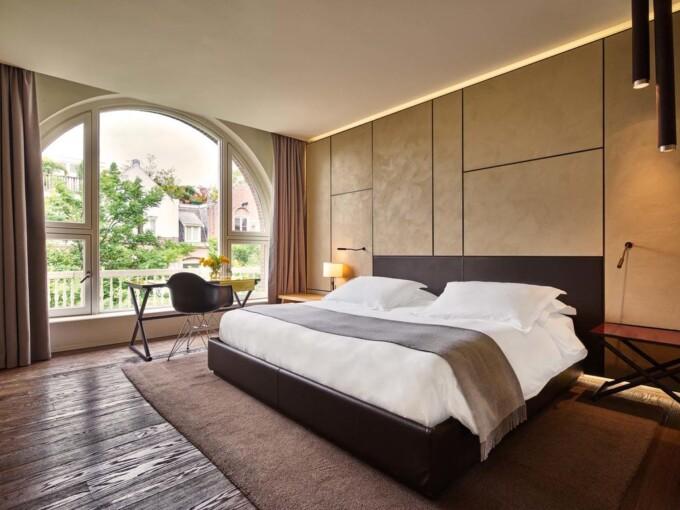 Conservatorium Hotel room