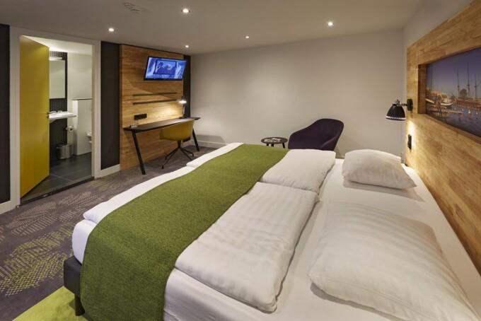 Nova Hotel room amsterdam