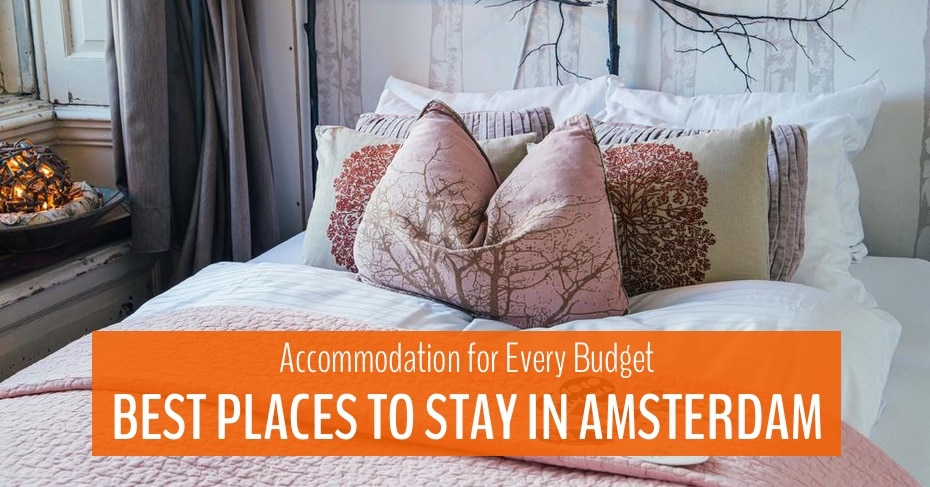 main blog image for best places to stay in amsterdam