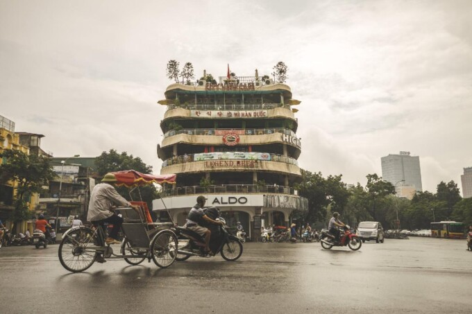 hanoi city centre