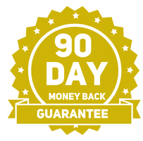 90 day money back seal