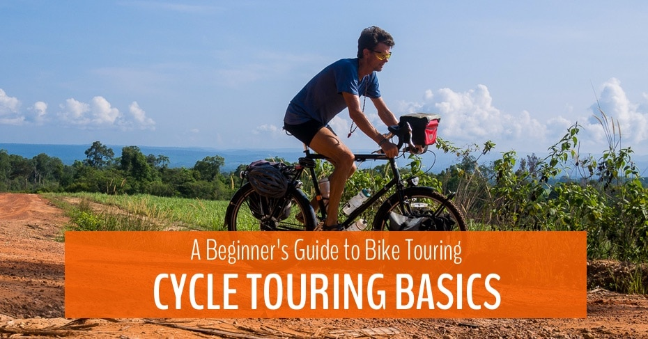 cycle touring basics