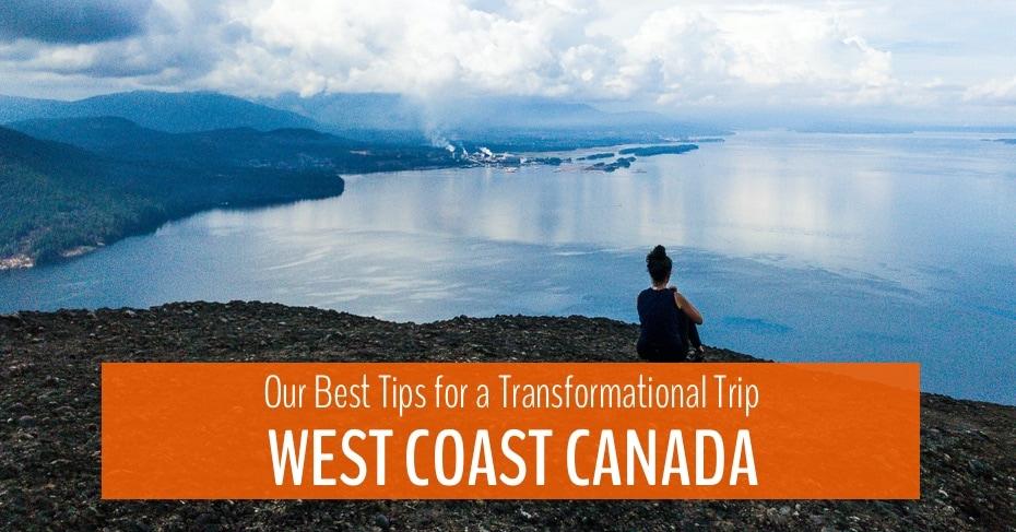 west coast canada travel advice main blog image