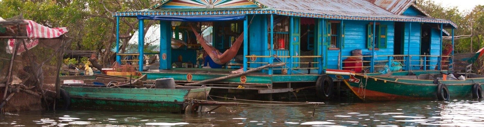 cambodia floating villages