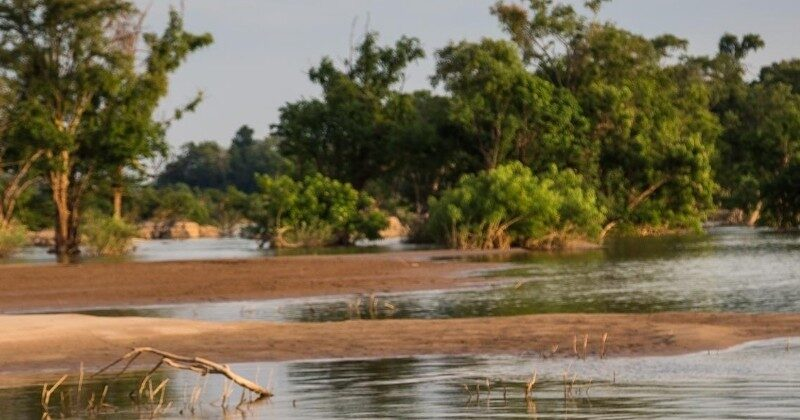 cambodia river