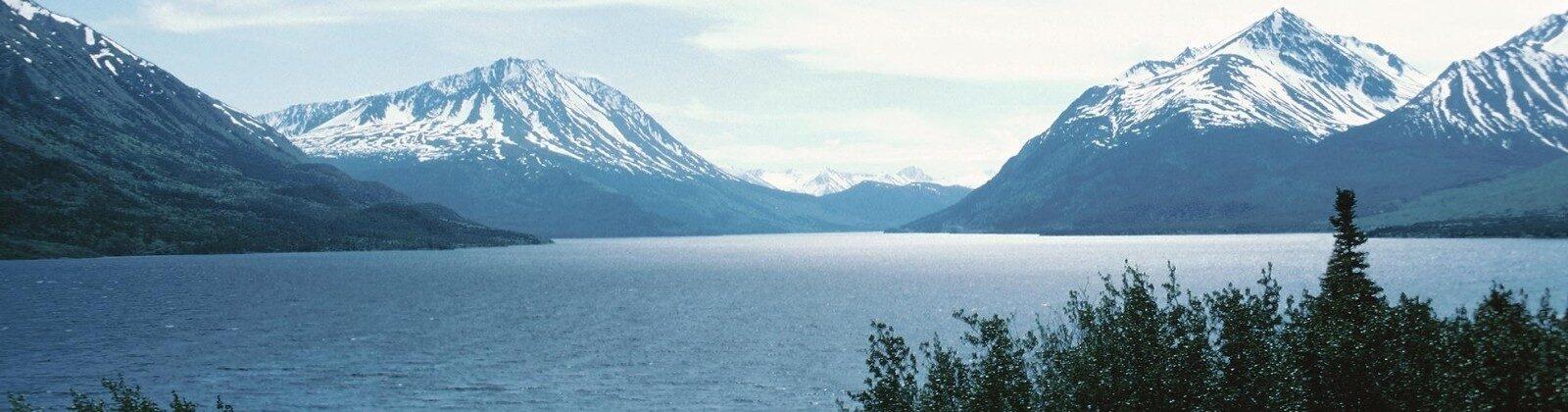 canada west coast mountains