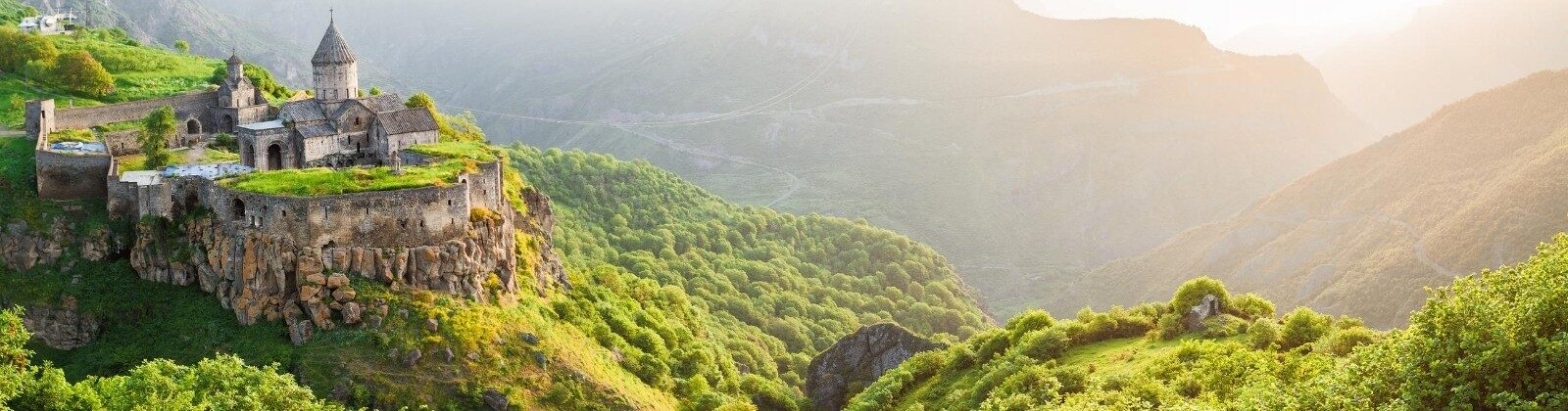 countryside armenia europe