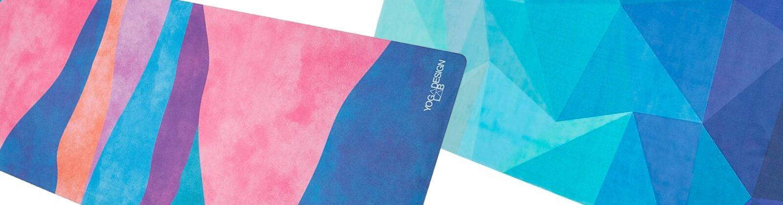 colorful yoga design lab yoga mats